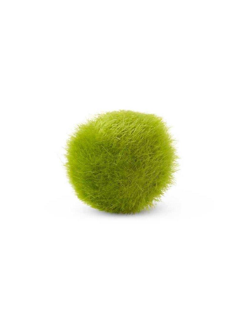 K & K Interiors, Inc. 2.5in Fuzzy Moss Ball