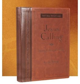Thomas Nelson Jesus Calling Deluxe Leather