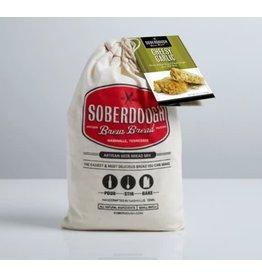 Soberdough Cheesy Garlic Brew Bread Mix