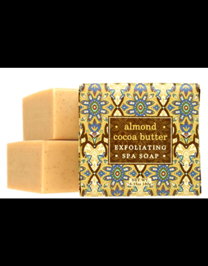 Greenwich Bay Trading Almond Cocoa Butter 1.9oz Mini Soap