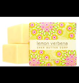 Greenwich Bay Trading Lemon Verbena Mini Soap 1.9oz