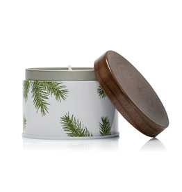 The Thymes Frasier Fir Poured Candle Tin