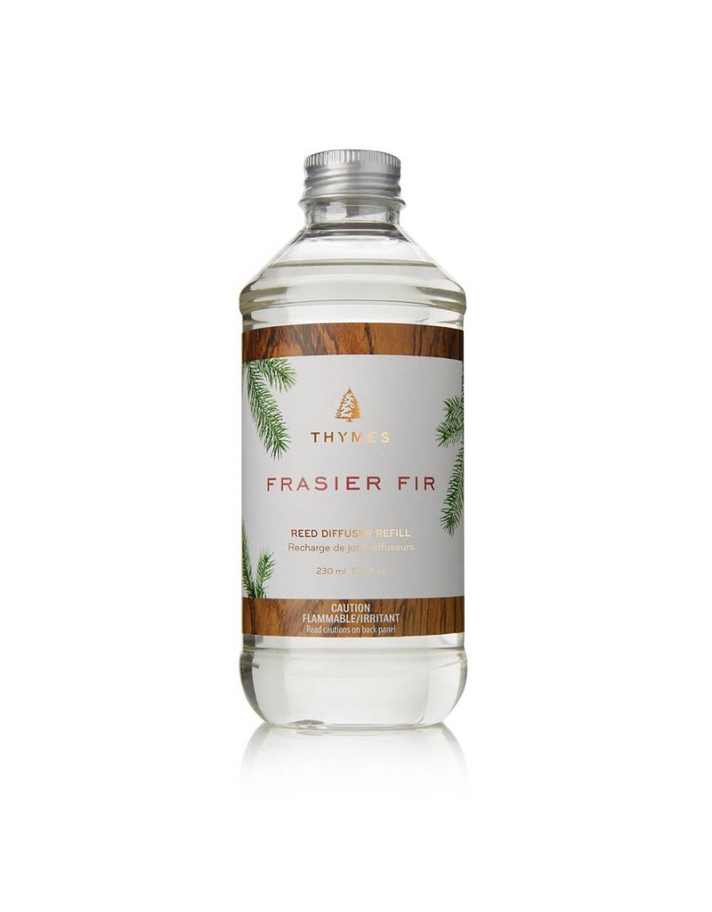 The Thymes Frasier Fir Reed Diffuser Oil Refill