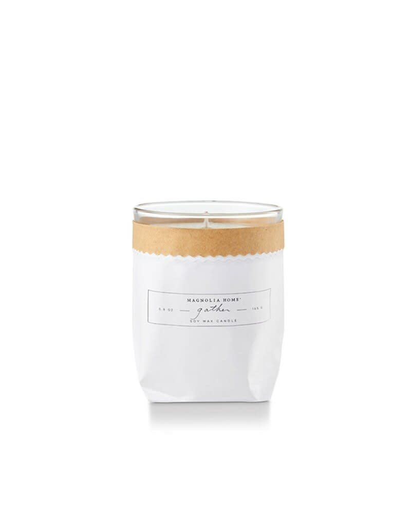 Magnolia Home Magnolia Home by Joanna Gaines Bagged Candle Gather