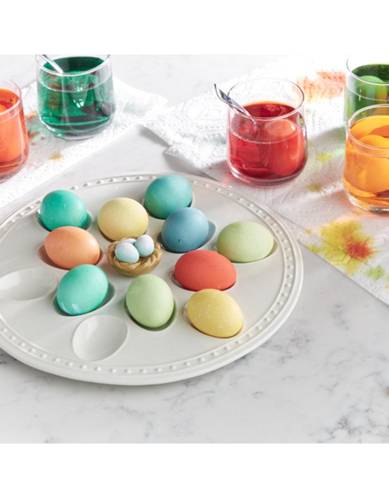 Nora Fleming, LLC Egg Platter RETIRED