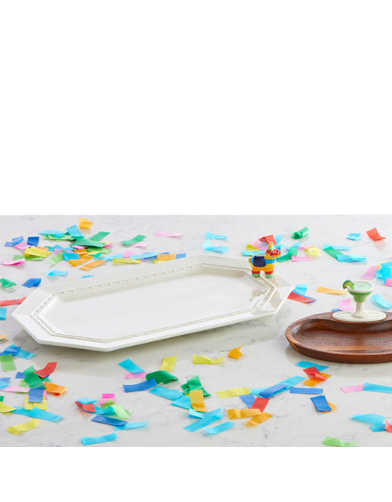 Nora Fleming, LLC Octagonal Platter