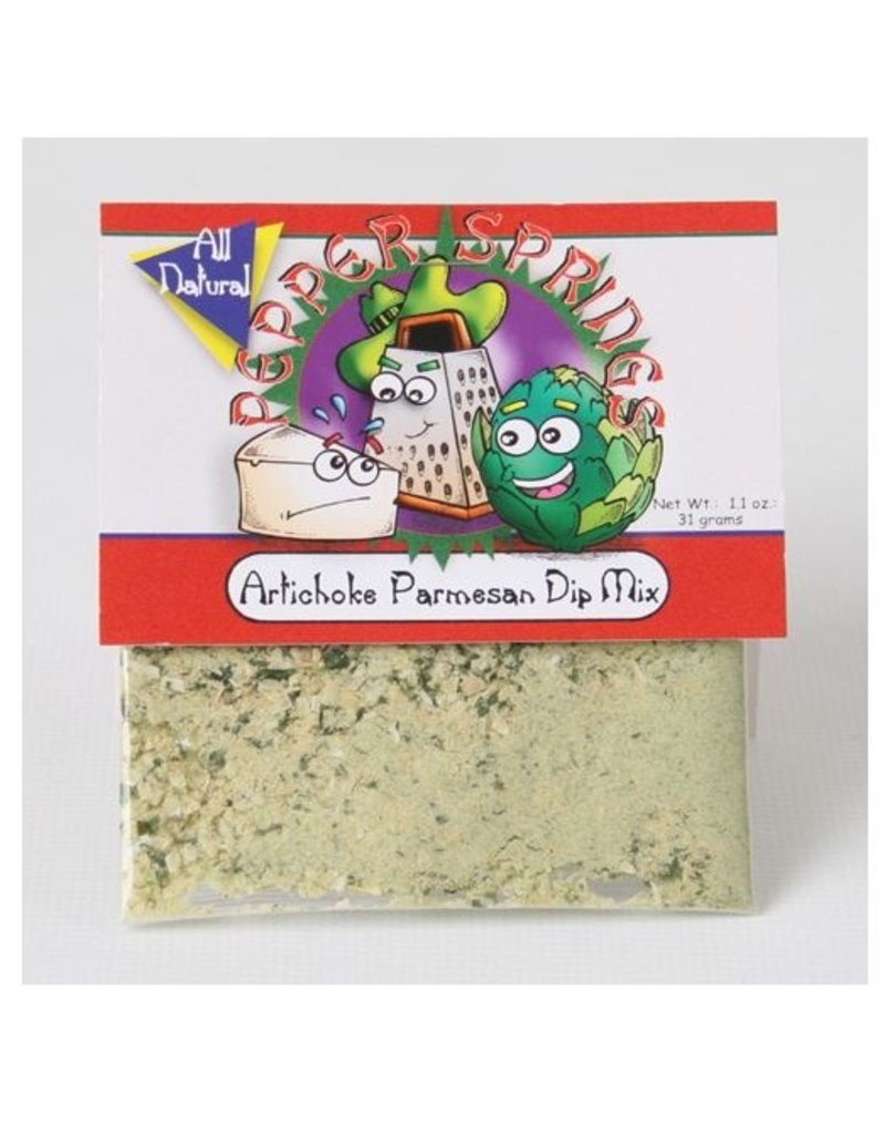 Carmie's Kitchen Dip & Cheeseball Mix Artichoke Parmesan