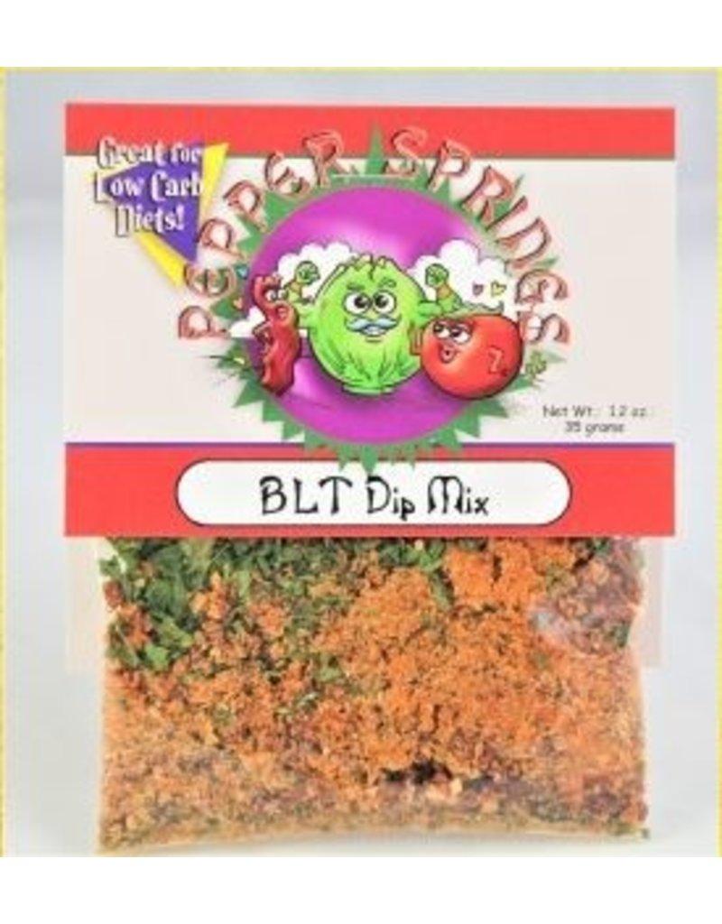 Carmie's Kitchen Dip & Cheeseball Mix BLT