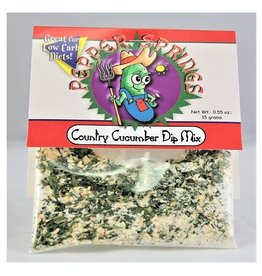 Carmie's Kitchen Dip & Cheeseball Mix Country Cucumber