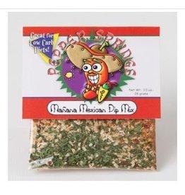 Carmie's Kitchen Dip & Cheeseball Mix Manana Mexican
