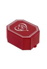 Brighton Chara Ellipse Spin Pearl Earrings Gift Box