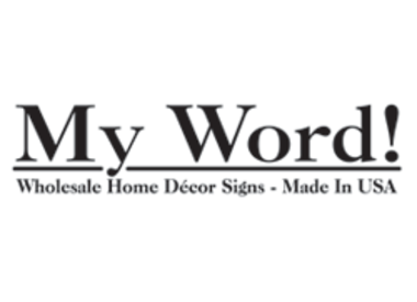 My Word Signs