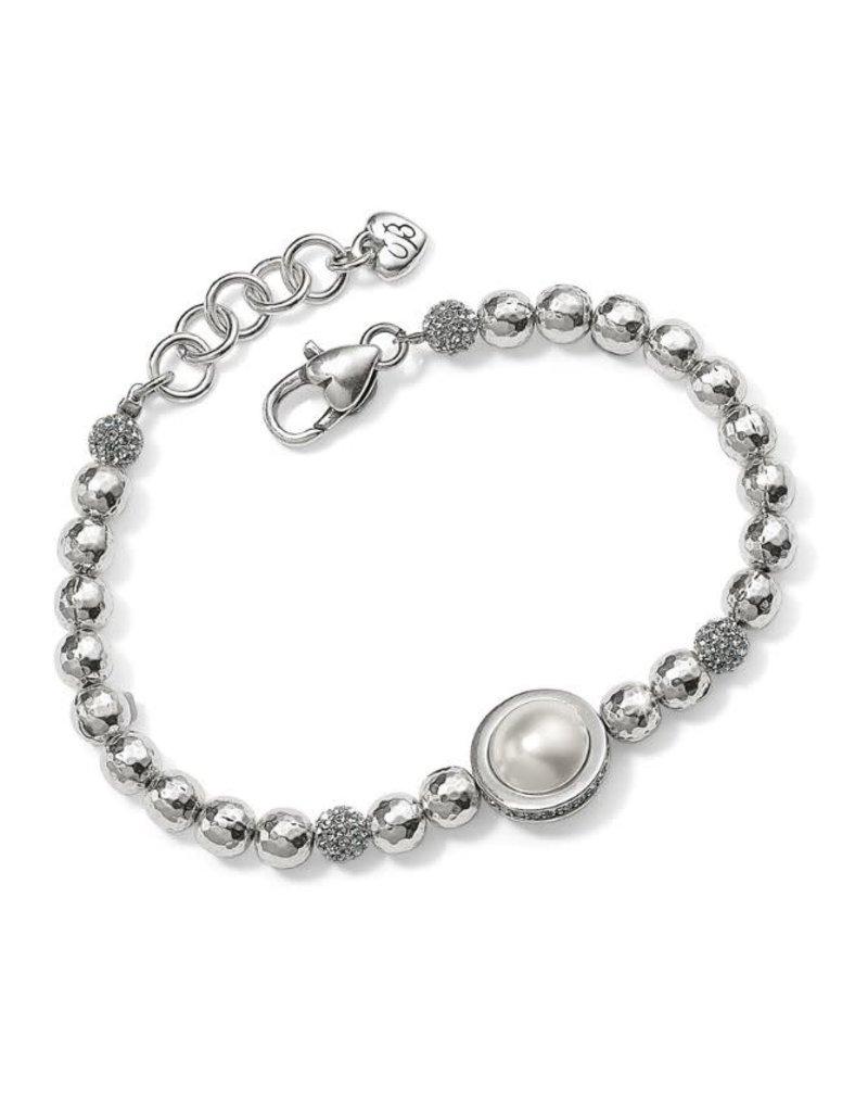 Brighton Chara Ellipse Pearl Bracelet