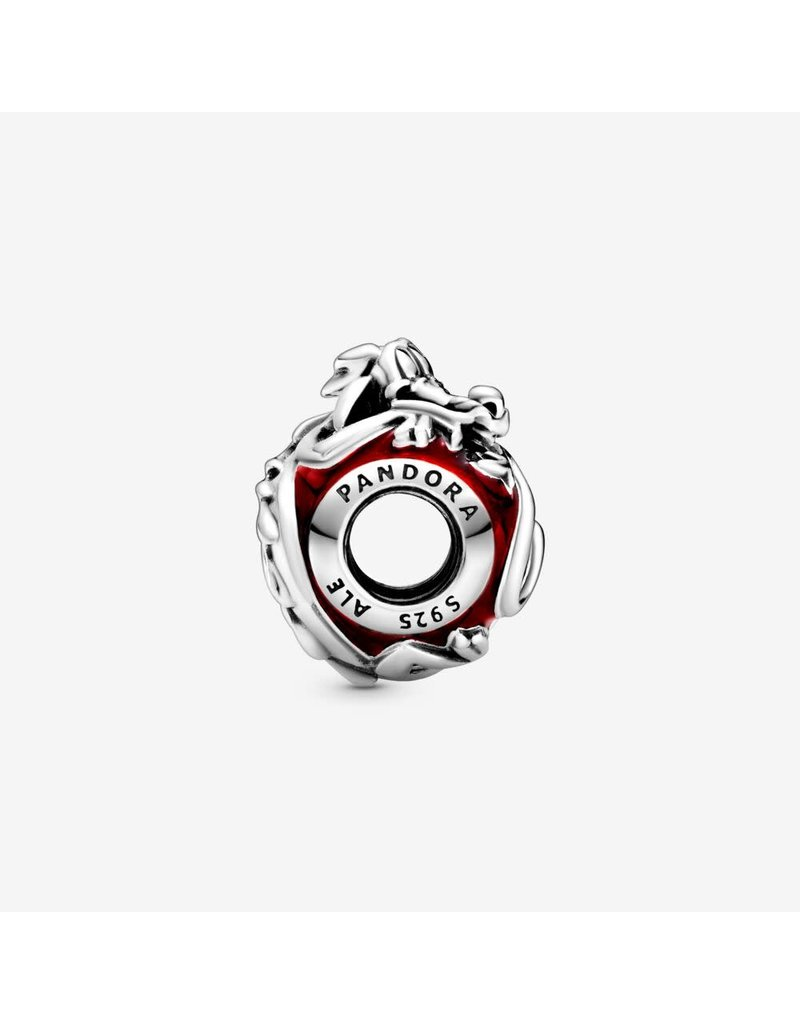 Pandora Jewelry Disney Mulan Mushu Charm