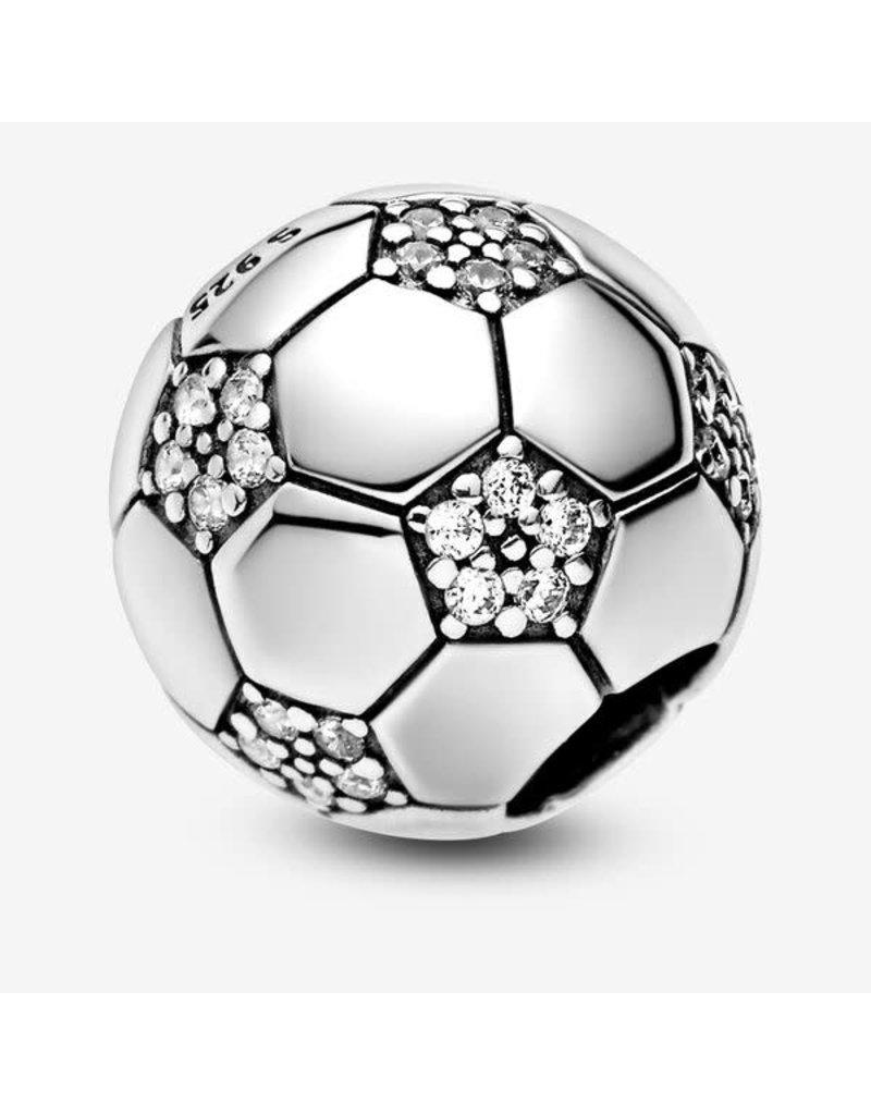 Pandora Jewelry Charm Sparkling Soccer