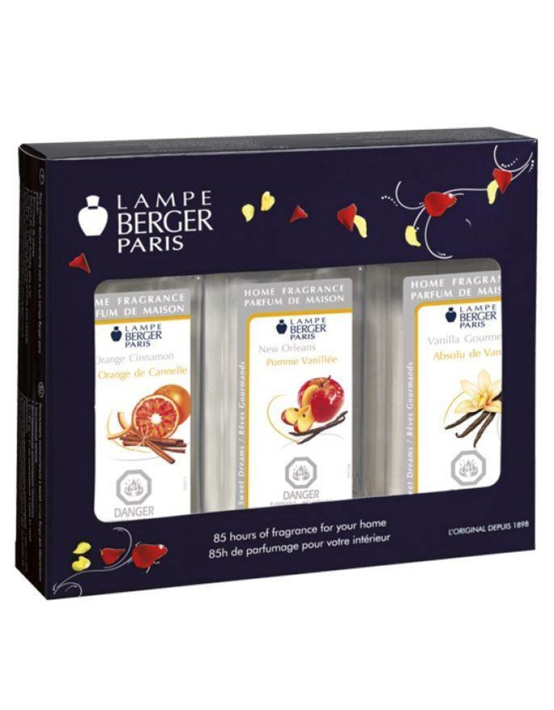 Lampe Berger Lampe Berger  Trio Pack Warm
