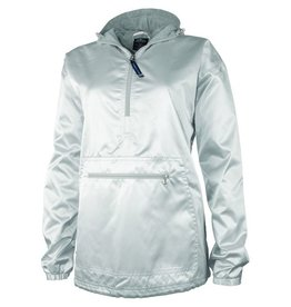 Charles River Apparel Chatham Anorak Satin Rain Jacket