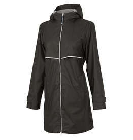 Charles River Apparel Long New Englander Raincoat