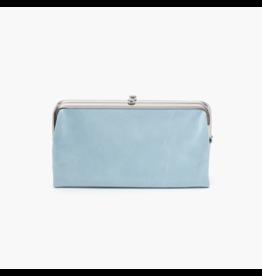 HOBO Lauren Wallet Blue Whisper