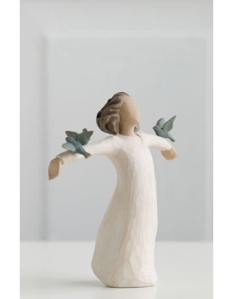 Willow Tree Happiness Figure