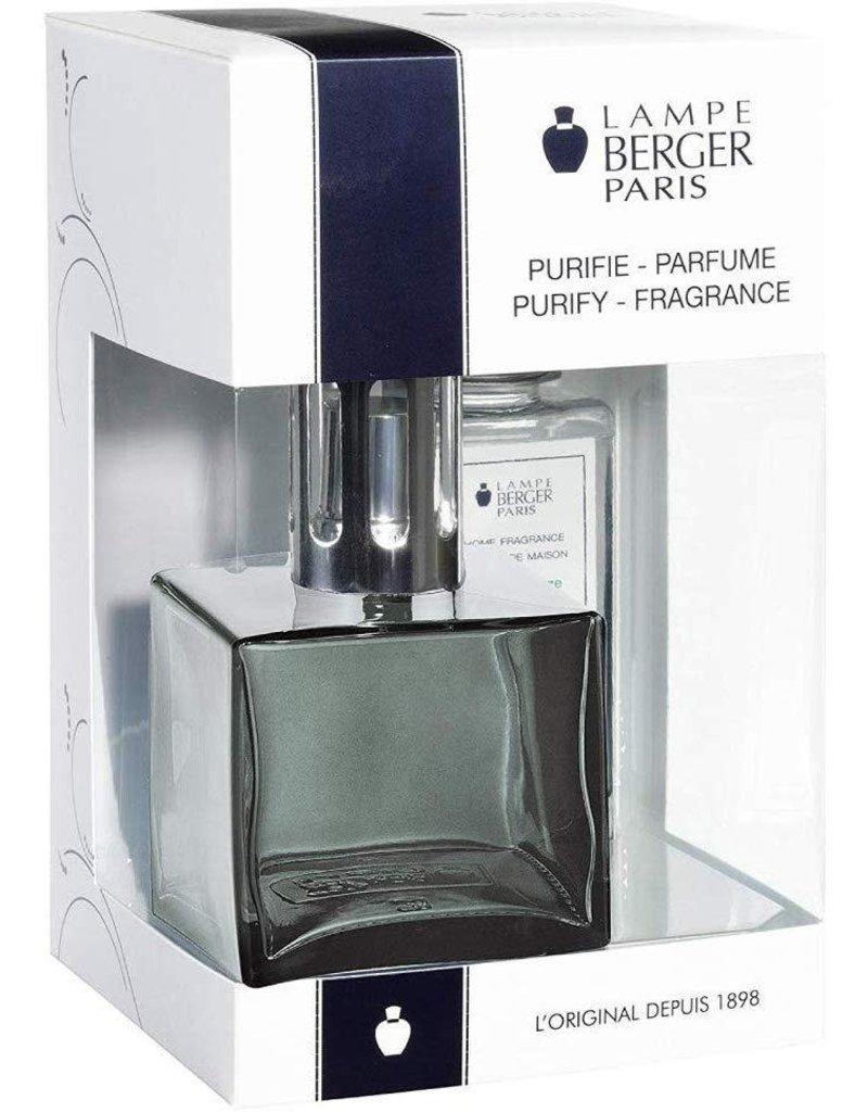 Lampe Berger Cube Giftset Onyx