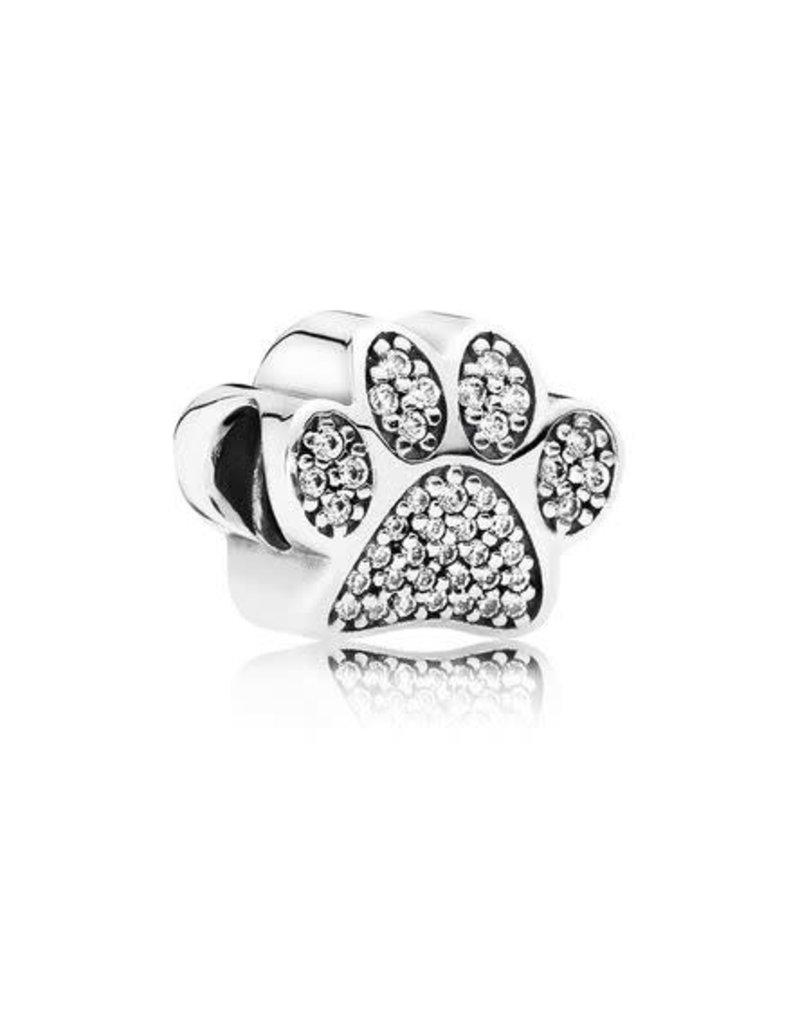 Pandora Jewelry Charm Paw Prints
