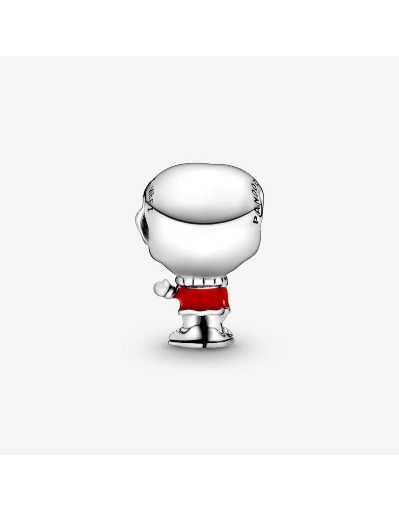 Pandora Jewelry Charm, Harry Potter, Ron Weasley, Black & Red Enamel
