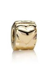 Pandora Jewelry Clip 14K Heart