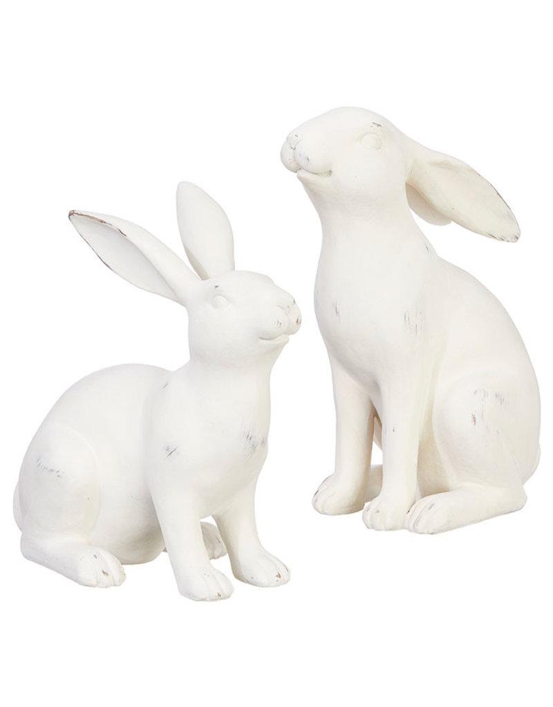 """9"""" White Rabbit"""