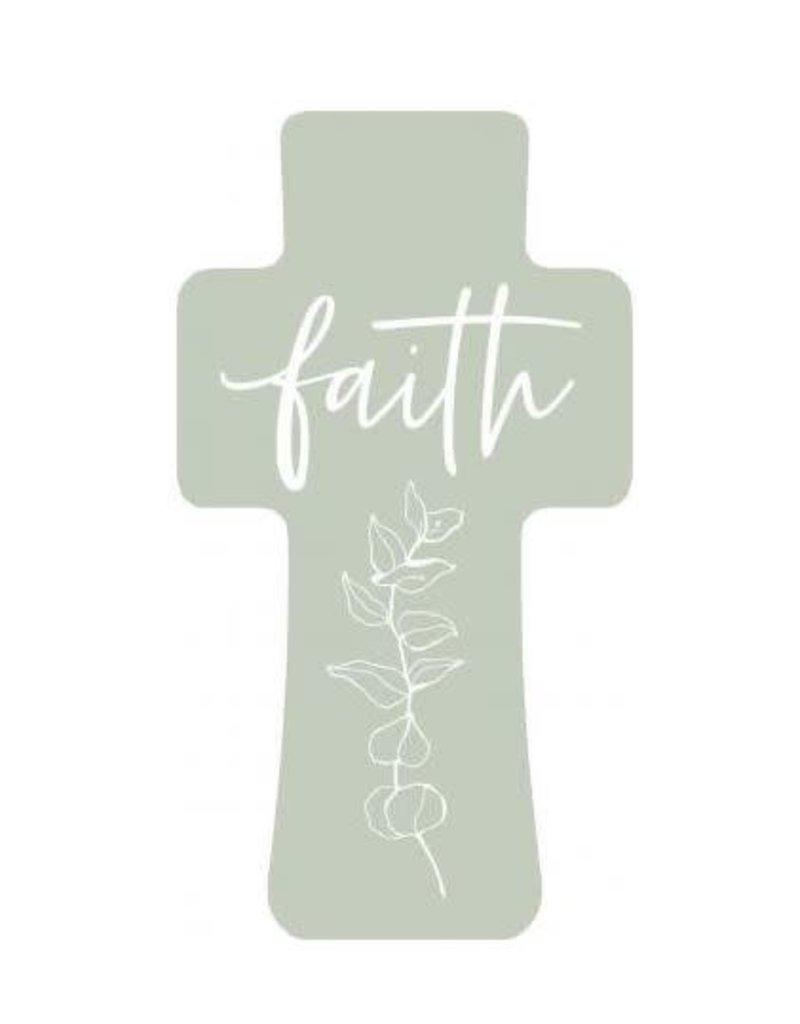 P. Graham Dunn Faith Cross Sign