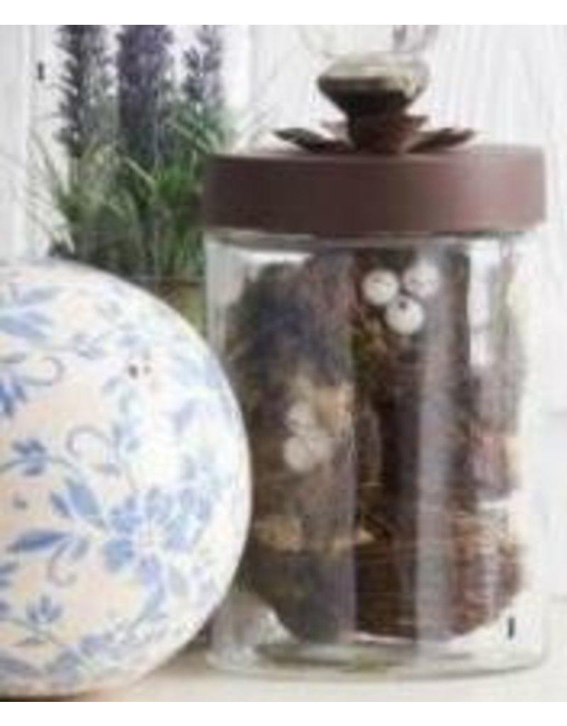 K & K Interiors, Inc. Mini Nest with Eggs