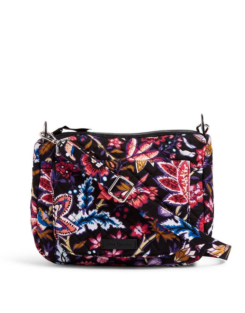 Vera Bradley Carson Mini Shoulder Bag Foxwood