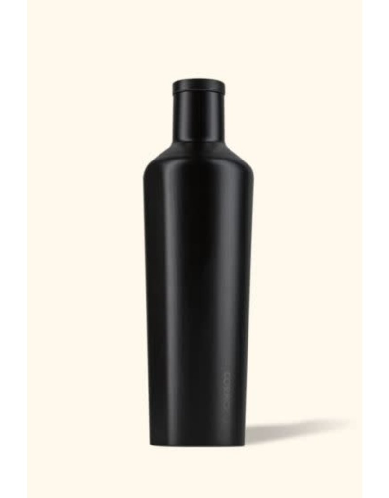 Corkcicle Canteen 25 oz Dipped Blackout