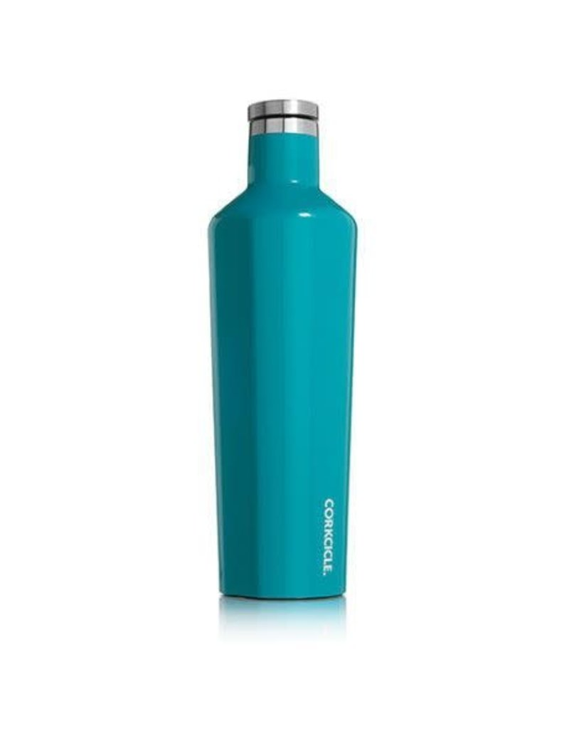Corkcicle Canteen 25oz Gloss Biscay Bay
