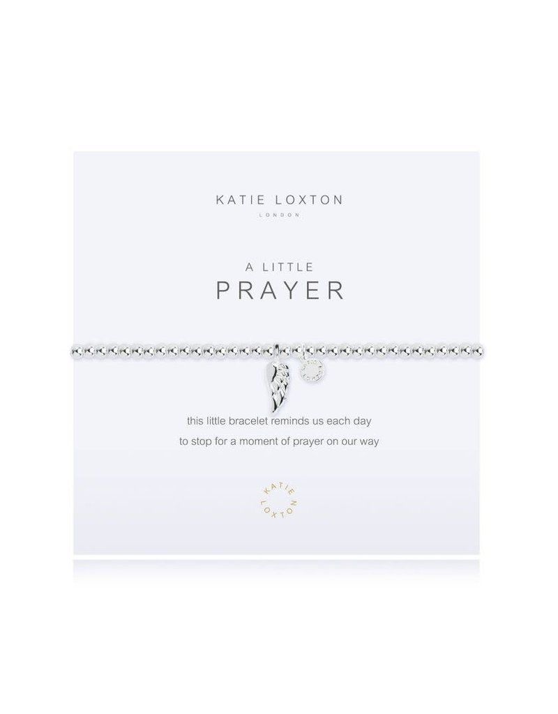 Katie Loxton A Little Prayer Bracelet