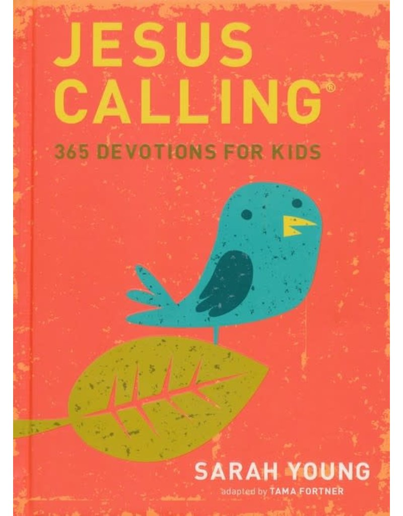 Thomas Nelson Jesus Calling For Kids