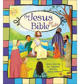 Harvest House Jesus Bible For Kids