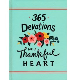 Thomas Nelson 365 Devotions For A Thankful Heart