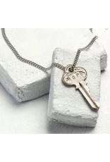 The Giving Keys Pay It Forward Classic Key Necklace