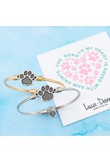 Luca & Danni Paw Print Bracelet