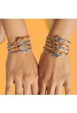 Luca & Danni Initial K Bracelet