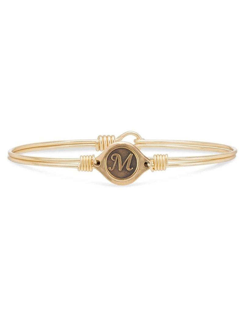 Luca & Danni Initial M Bracelet