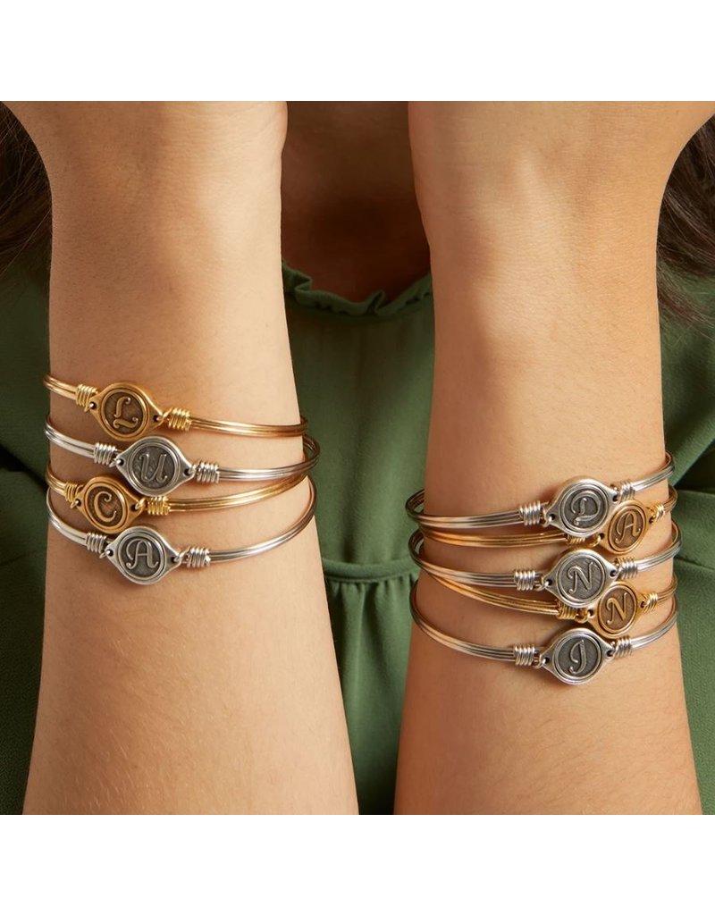 Luca & Danni Initial S Bracelet