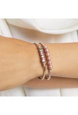 Luca & Danni Mini Hudson Bracelet Pink Ombre