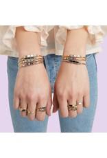 Luca & Danni Mini Hudson Bracelet Peach