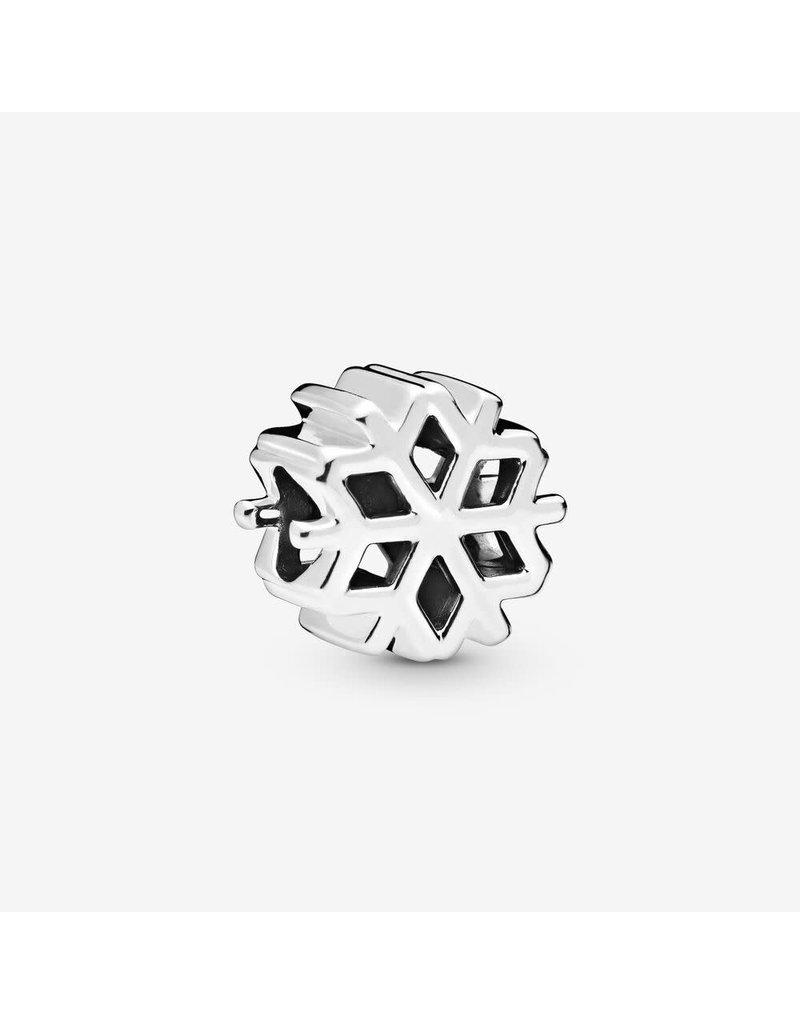 Pandora Jewelry Charm Polished Snowflake