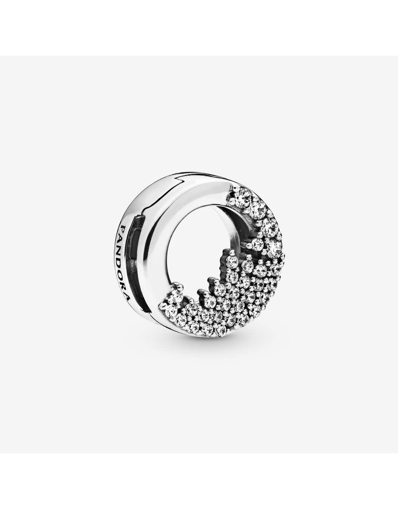 Pandora Jewelry Charm Reflexions Sparkling Icicles, Clear CZ