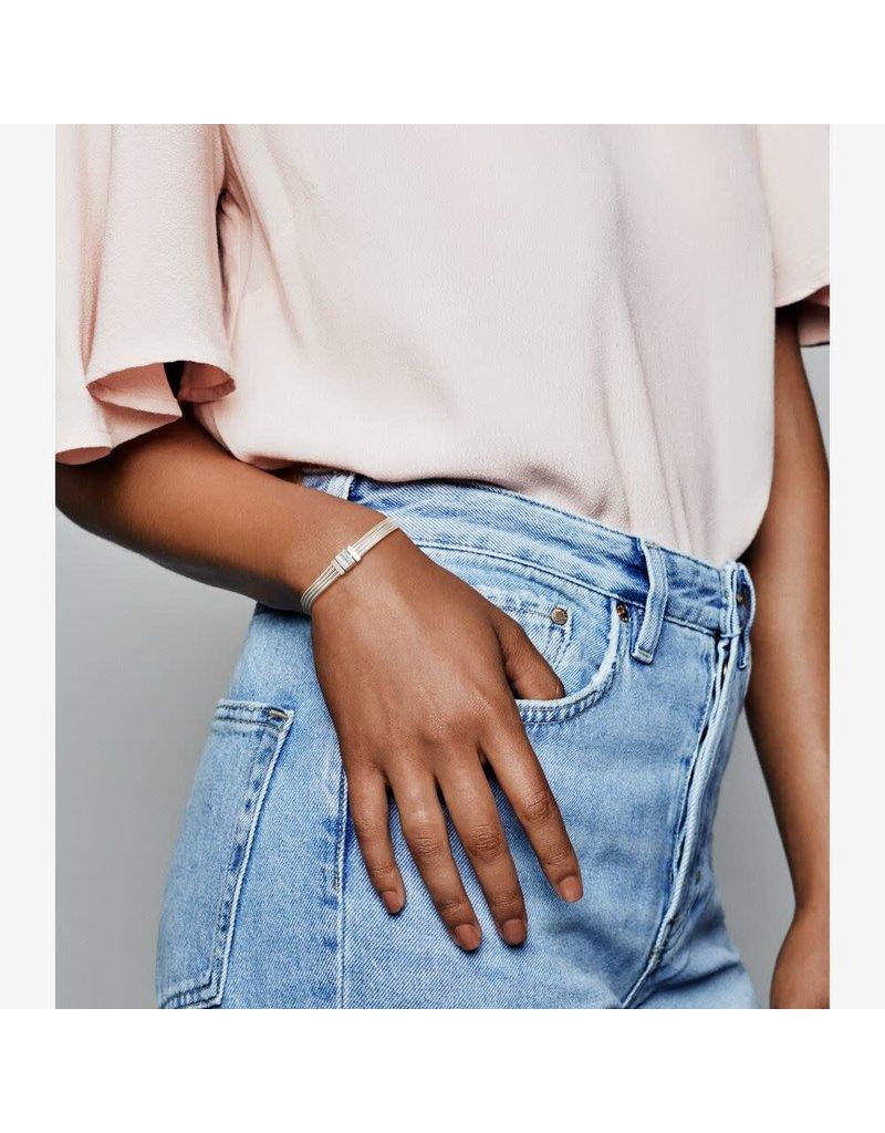Pandora Jewelry Pandora Reflexions Multi Snake Chain Bracelet, Sterling Silver