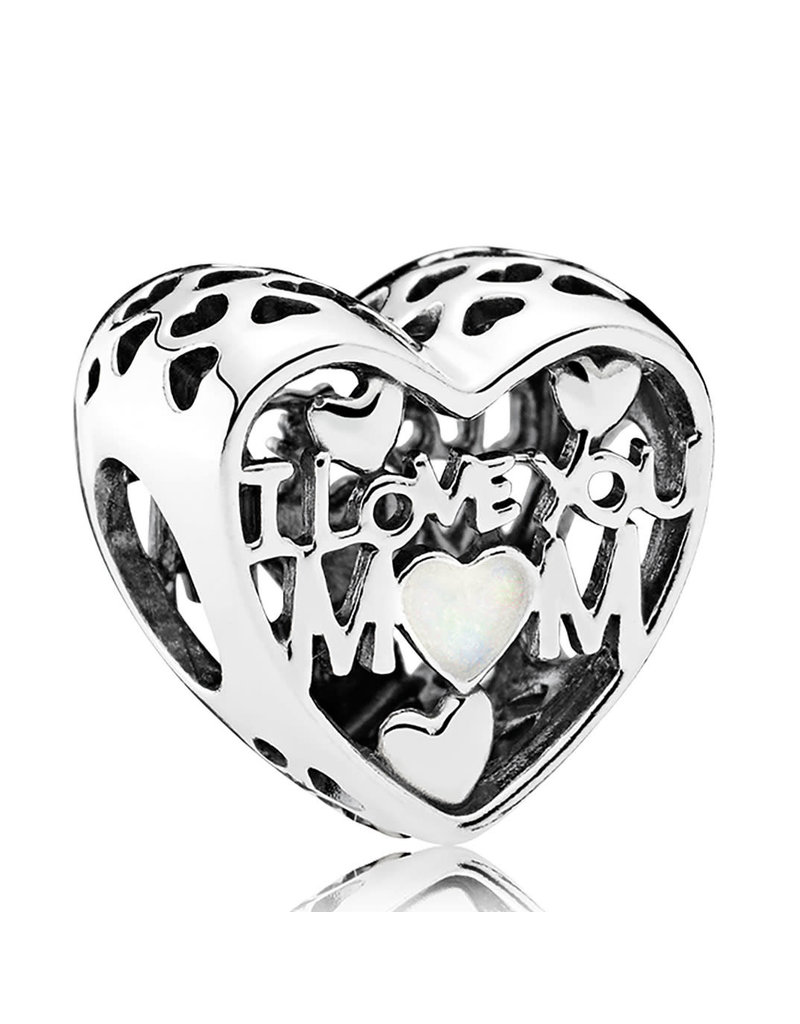 Pandora Jewelry Love For Mother Charm