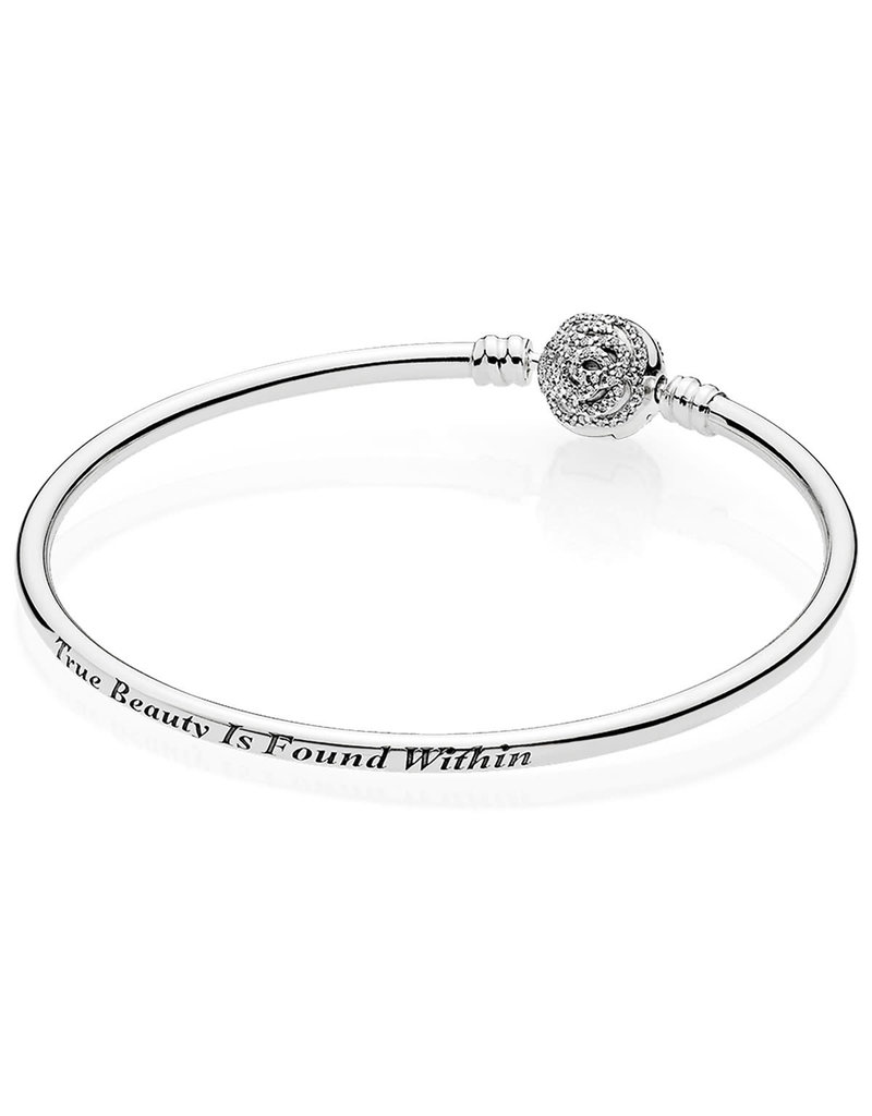 Pandora Jewelry Disney Beauty & The Beast Bangle